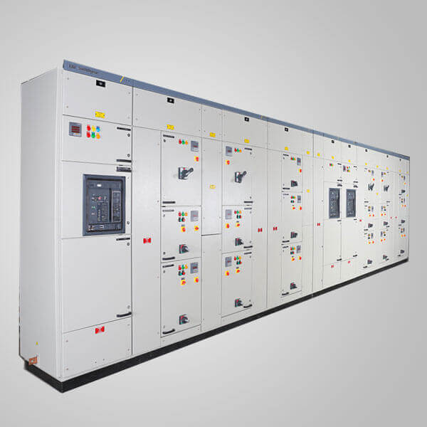 Low Voltage Panels (Fully type tested assemblies)