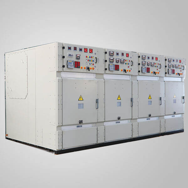 Medium Voltage Switchgear Panels